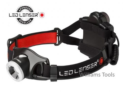 LED Lenser H7R.2 Rechargeable Head Lamp Torch 7298